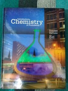 Introductory Chemistry (8th Edition)