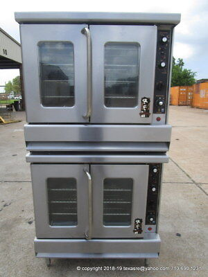 Montague 2-115a Vectaire Convection Gas Oven Manufactured In 2015. Barely Used