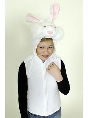 Häschen-Weste Kinder Karneval Kostüm Hase ()