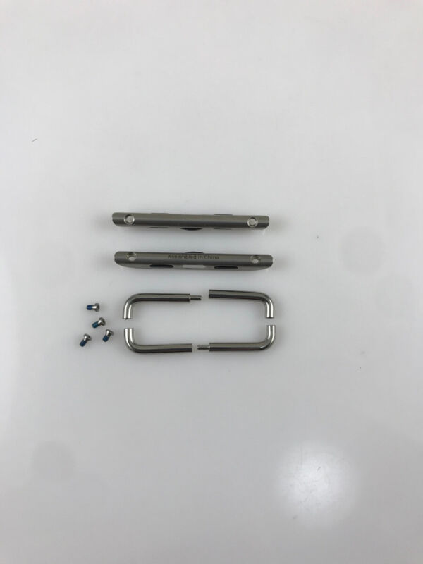 Original Apple replacement hardware/screw/lug for classic buckle leather band