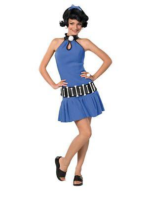 Kostüm für Erwachsene Betty Geröllheimer The - The Flintstones Kostüm Betty