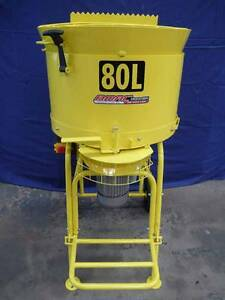 NEW BMAC TOOLS 80LITRE ELECTRIC SCREED MIXER Sydney City Inner Sydney Preview