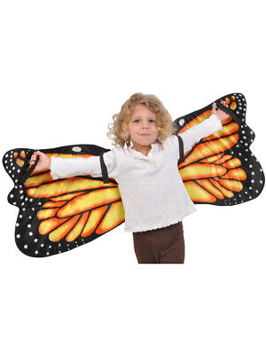 Monarch Wings Costume (Child Costume Accessory Monarch Butterfly)