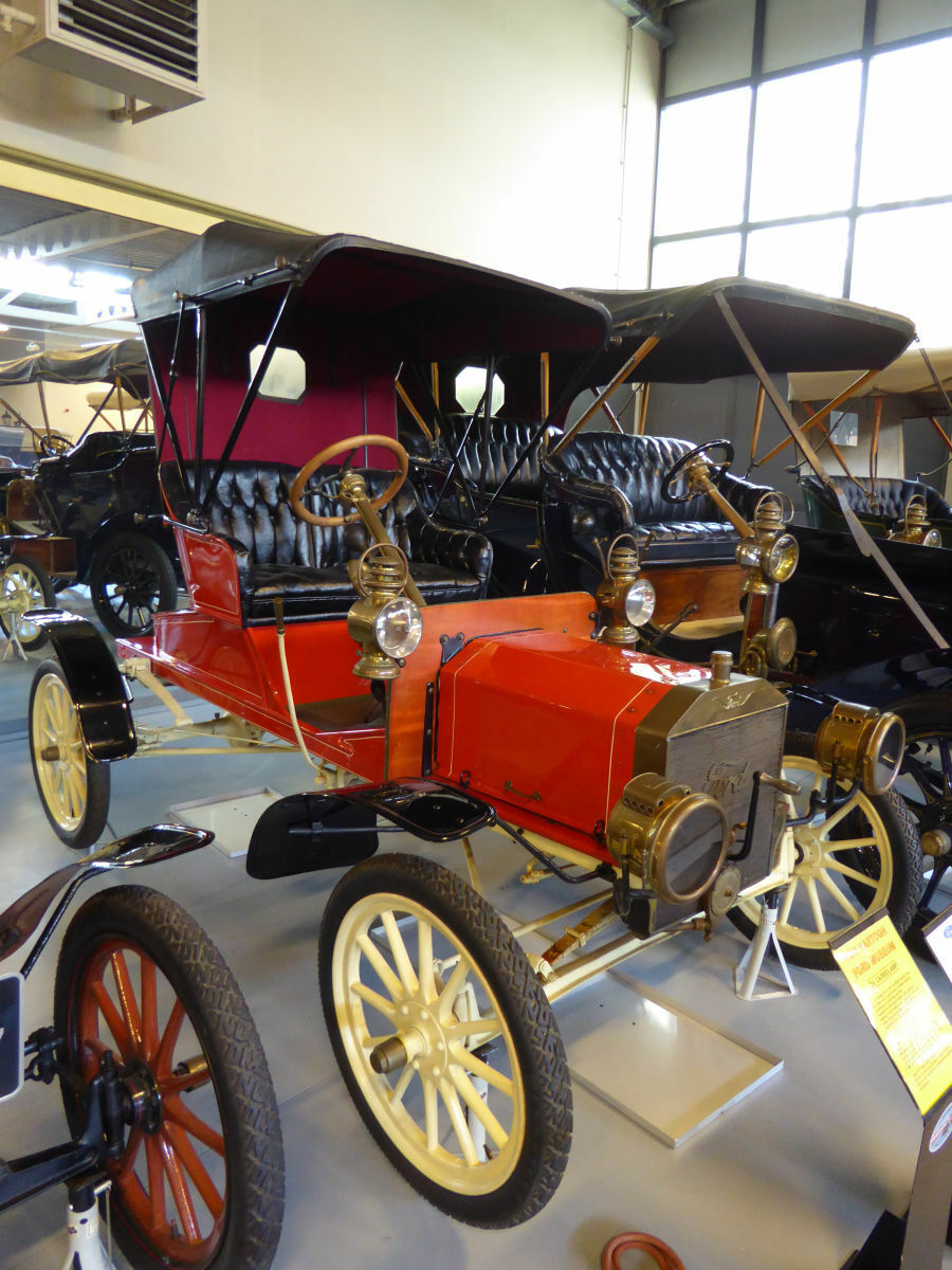Ford N Runabout 1906