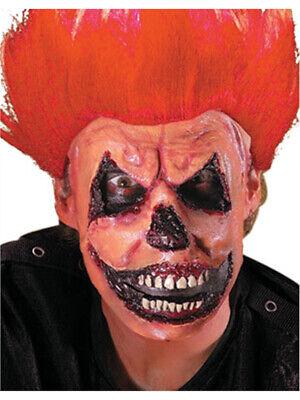 Reel FX Evil Jack Clown Latex Makeup Mask Appliance](Fx Latex Halloween Masks)