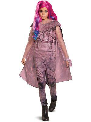 Childs Girl's Deluxe Disney Descendants 3 Audrey Costume
