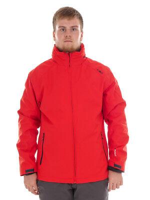 CMP giacca da esterno Funzionale Rosso pile climaprotect