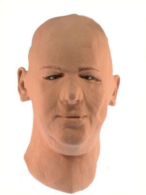 Schaumlatex Fasching Karneval Gesicht Halloween Vollkopf (Fett Maske)