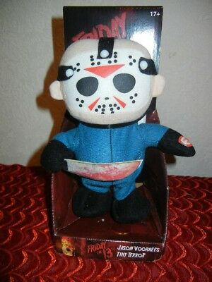ANIMATED JASON FRIDAY the 13th - WALKING - HALLOWEEN FIGURE - MUSICAL THEME
