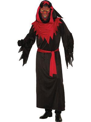 Adult Mens Demon Master Underworld Guide - Mens Devil Costumes