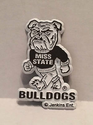 NEW Mississippi State University MSU Bulldogs refrigerator magnet - Mississippi State University Magnet