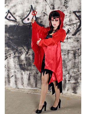 ene Dämonenflügel Rot Karneval Halloween (Dämon Kostüm Flügel)