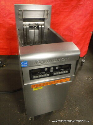 Frymaster Re114csd Electric Digital Deep Fryer