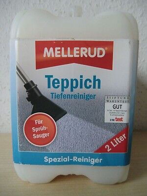 Mellerud Teppich Tiefenreiniger 2 L Teppichreiniger Reiniger für