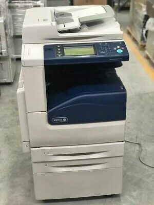 Xerox Workcentre 7220 Color Laser A3 Mfp Printer Copier Scanner