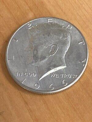 UNITED STATES 1966 KENNEDY HALF DOLLAR PSV000425  - $7.70
