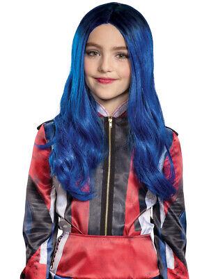 Child's Girls Disney Descendants 3 Evie Wig Costume Accessory