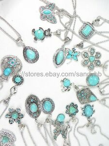 Wholesale gemstone jewelry lots ebay for Wholesale costume jewelry for resale