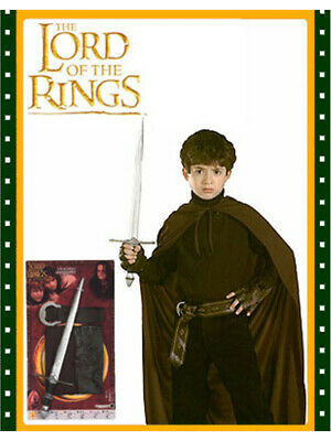 Aragorn Lord of the Rings Child's Costume Robe & Sword