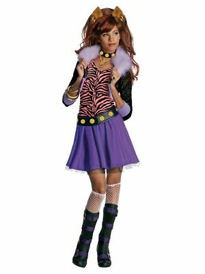 Clawdeen Wolf Monster High (Monster High Clawdeen Wolf Kind Kostüm)