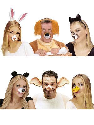 Tierische Nase Accessoires Kostüm Fasching - Tierische Kostüm