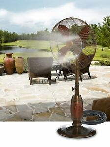 outdoor misting fan deco breeze fans commercial misting fan ventilator fan new - Misting Fan