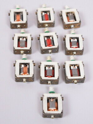 Part # 163553 module 0.3 Z20 Faller Worm gear Lot of 2