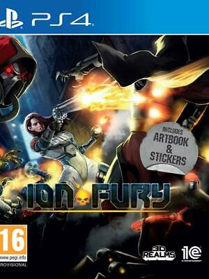 Ion Fury PS4 New Blister