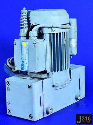 2227 Abm Vacuubrand Diaphragm Vacuum Pump Mz 2c 4ekf63cx-4