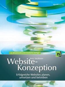 Website-Konzeption-von-Jens-Jacobsen-2013-Taschenbuch