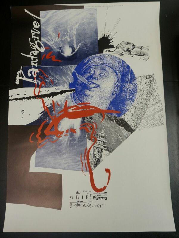Grief+Theatre%2C+Pantagruel+Poster