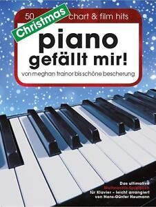 ANCORA Piano gefällt mir! 50 Christmas Chart Hits