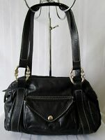 Minozzi Borsa Bag A Mano/spalla In Vera Pelle 2 Genuine Leather Dustbag Nero Nero-  - ebay.it