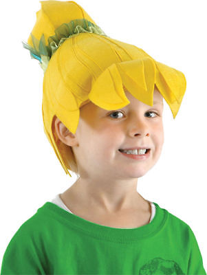 Morris Costume Kid's Unisex Tv & Movie Character Fabric Tinkerbell Hat. ELLU3201