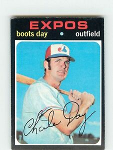 1971-Topps-42-BOOTS-DAY-LIGHT-TOWER-NOT-VISIBLE-VG-EX-T6