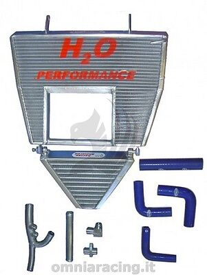 Water and Oil Racing Radiator H2O Performance Ducati 998R