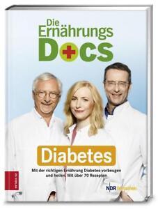 Die Ernährungs-Docs - Diabetes von Jörn Klasen, Matthias Riedl und Anne Fleck (2