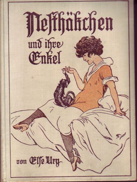 Nesthäkchen und ihre Enkel (Else Ury)=Eine Jungmädchengeschichte/Illust./Band 9