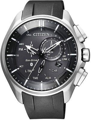 CITIZEN Eco-Drive Bluetooth BZ1040-09E Super Titanium Model Men's Watch New