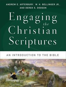Arterbury  Andrew E. Bell-Engaging The Christian Scriptures  BOOK NEU