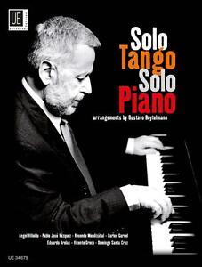 Solo Tango Solo Piano, für Klavier