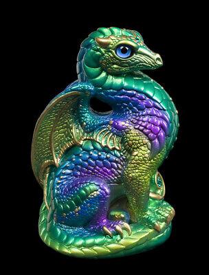 Windstone Editions 2020 Kickstarter Bantam Dragon Figurine