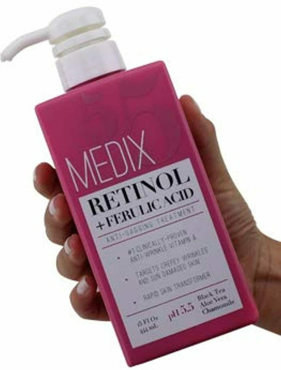 RETINOL  Medix 5.5 Retinol Cream with Ferulic Acid Anti-Sagg
