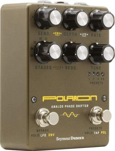 Seymour Duncan 11900-018 Polaron Pedal Analogue Phaser