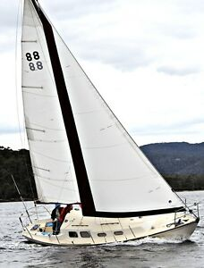 Compass 28' Cygnet Huon Valley Preview
