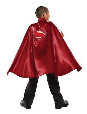 Boys Superman Cape Red Cape Halloween Costume Batman v Super Man Child Kids - Kids Red Cape