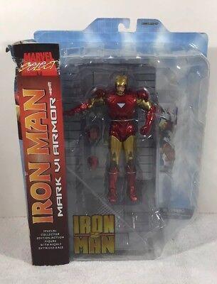 Marvel Select IRON MAN 2 Mark VI Armor