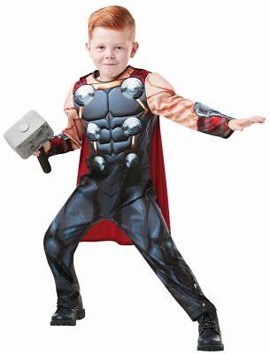Rub - Marvel Avengers Deluxe Kinder Kostüm - Marvel Kinder Kostüme