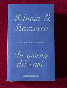 MELANIA-MAZZUCCO-Un-Giorno-Da-Cani-Mini-libro-CORTI-DI-CARTA-Corriere-della-Sera