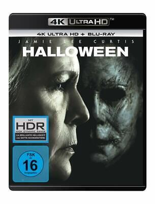 y * HALLOWEEN   JAMIE LEE CURTIS , JUDY GREER # NEU OVP + (Jamie Lee Curtis Halloween 4)